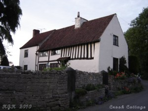 Crook Cottage Skegby. Photo by Ken Knight
